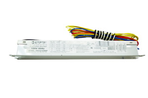 5-Pack Espen Four Lamp T8 Electronic Ballast VE432120MIP