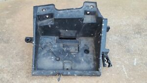Image Is Loading 2004 2009 Dodge Durango Battery Tray Holder Oem