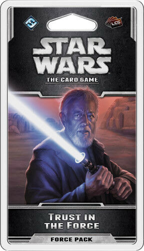 Star Wars Trust in the Force Force Pack Fantasy Flight Games NEW The Card Game