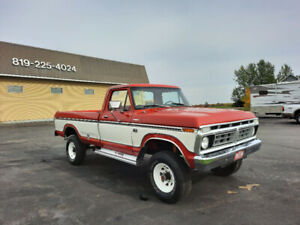 1973 Ford F 250 CAMPER SPECIAL