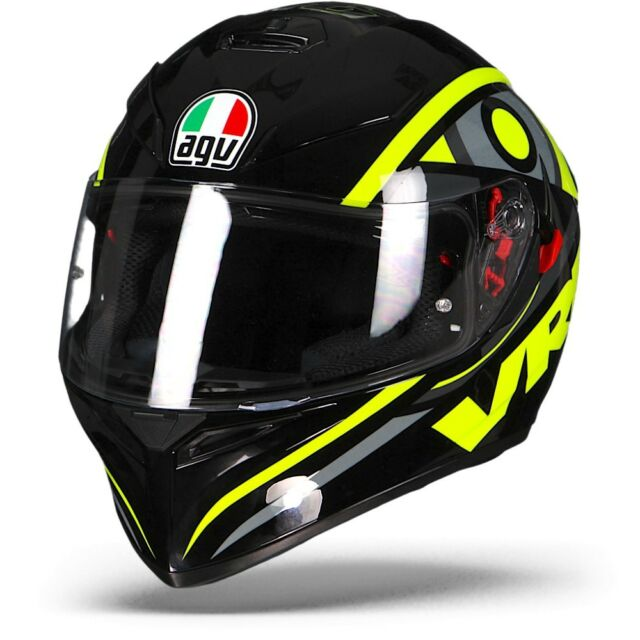 5631211b AGV K3-sv SOLUN 46 Rossi Motorcycle Helmet L 60cm for sale online | eBay