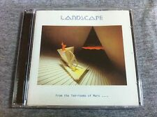 THE LANDSCAPE - From The Tea-Rooms Of Mars CD New Wave