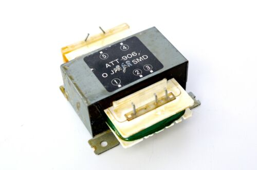 PIONEER ATT-906 PWR XFMR//Netztrafo//Power Transformer f TX-05 Tuner NOS