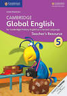 Cambridge Global English Stage 5 Teacher's Resource by Annie Altamirano (Paperback, 2014)