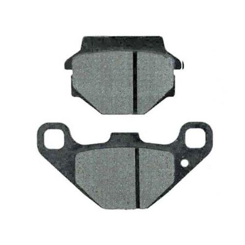 METALGEAR pastiglie dei freni posteriore TGB Blade 550 se 4wd 2009-2011