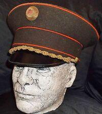 Original Pre WW2 1930's German Visor Cap Band Leader Insignia,Badge Uniform Hat