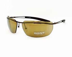 c90f124bfa4 New Gant Sunglasses Horizon Brown 68•14•115 With Generic Case ...