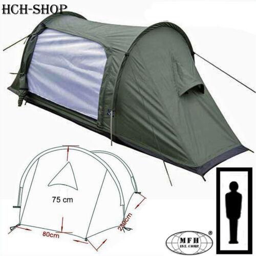 mosquitera 230 x 80 x 75 cm MFH tienda túnel Arber 1 personas carpa camping m