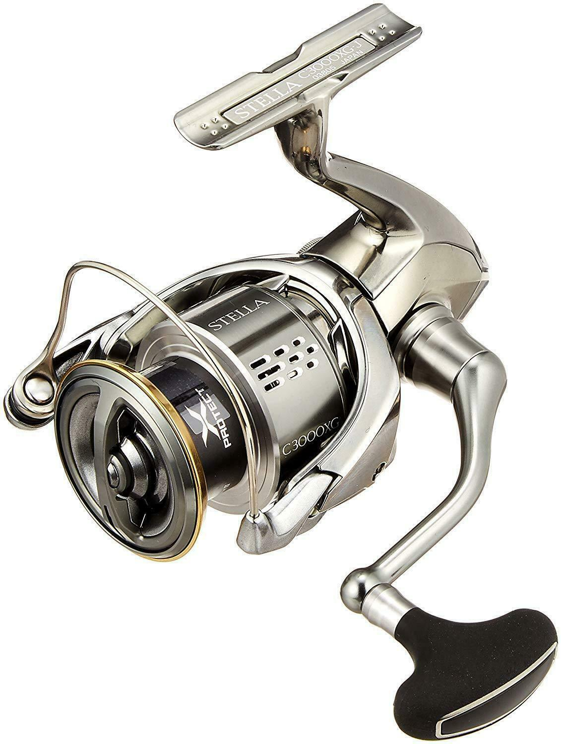 SHIMANO 18 STELLA C3000XG Japan New