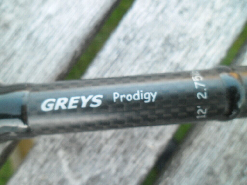 GREYS PRODIGY BUTT SECTION ONLY12 FOOT 2.75 TC COLLECTION ONLY