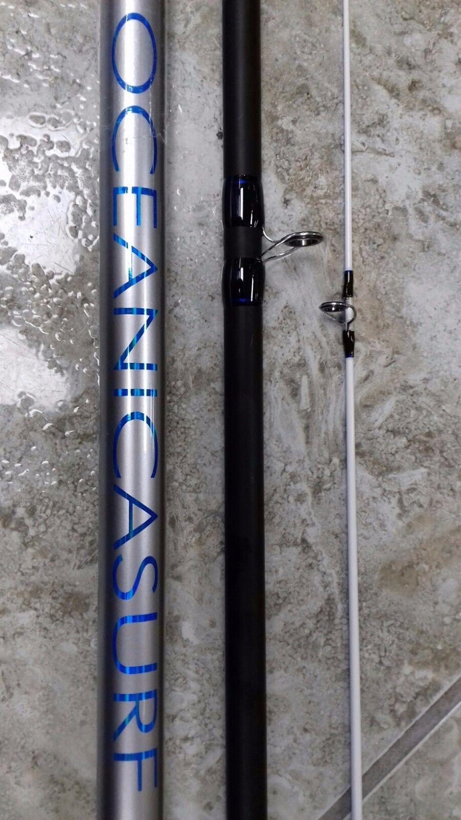 Ron Thompson Oceanica Surf 13ft 3 piece beachcasting fishing rod