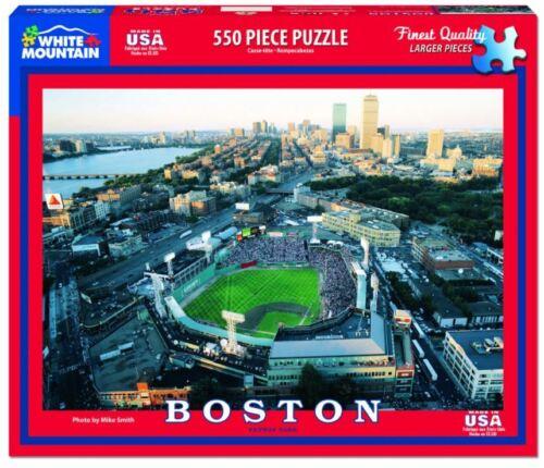 Fenway Park Boston  550 piece jigsaw puzzle   610mm x 450mm wmp