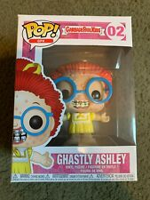 Garbage Pail Kids Ghastly Ashley GPK #02 Funko Pop Collectible Vinyl Figure NIB