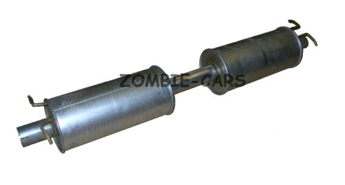 3 YEAR WARRANTY FORD TRANSIT 2.0 TD,TDdi EXHAUST CENTRE SILENCER SECTION 01-06