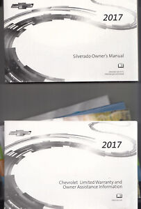 2013 Chevrolet Silverado Owners Manual with warranty guide and Navigation book