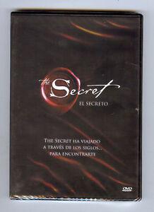 El-Secreto-Espanol-Version-de-The-Secret-Nuevo-Sellado-de-Fabrica-DVD