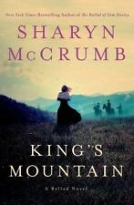 King's Mountain: A Ballad Novel (Ballad Novels)-ExLibrary