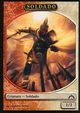 Soldado / Soldier Token | NM | Promo | ESP | Magic MTG