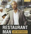 Restaurant Man by Joe Bastianich (CD-Audio, 2013)