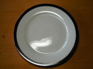 Image is loading Carico-Japan-MYSTIQUE-7955-Set-of-3-Dinner- & Carico Japan MYSTIQUE 7955 Set of 3 Dinner Plates 10 5/8