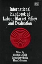 International Handbook of Labour Market Policy and Evaluation, , , Acceptable, 1