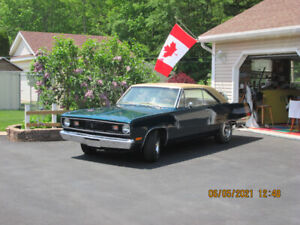 1972 Plymouth Scamp Vinyl Roof