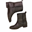 thumbnail 6 - Frye Cara Short Ankle Boot Bootie in Smoke Brown Leather Western Riding Size 9.5