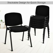 Set Of 5 Conference Chair Elegant Design Office Waiting Room Guest Reception New