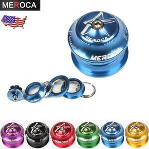 MEROCA-MTB-Bike-Taper-Bowl-Headset-44mm-28-6mm-Sealed-Cartridge-Bearings-1-8-034-US