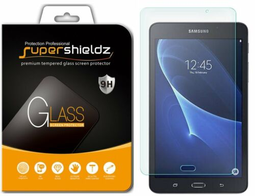 Supershieldz  Tempered Glass Screen Protector Saver for Samsung Galaxy Tab A 7.0