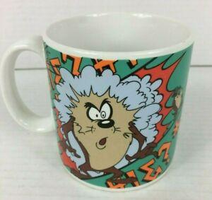 Tasmanian-Devil-Looney-Tunes-Coffee-Tea-Cup-Vintage-Applause