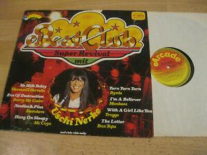LP-Beat-Club-Super-Revival-mit-Uschi-Nerke-Box-Tops-Byrds-Vinyl-Arcade-ADE-G-95