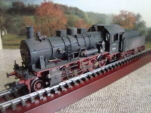 Maerklin-H0-37516-Dampflokomotive-BR-56-2-8-DRG-gealterte-Ausfuehrung-mfx-NEU-OVP