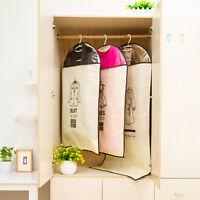 Suit Clothes Dress Garment Cover Bags Dustproof Travel Storage Protector