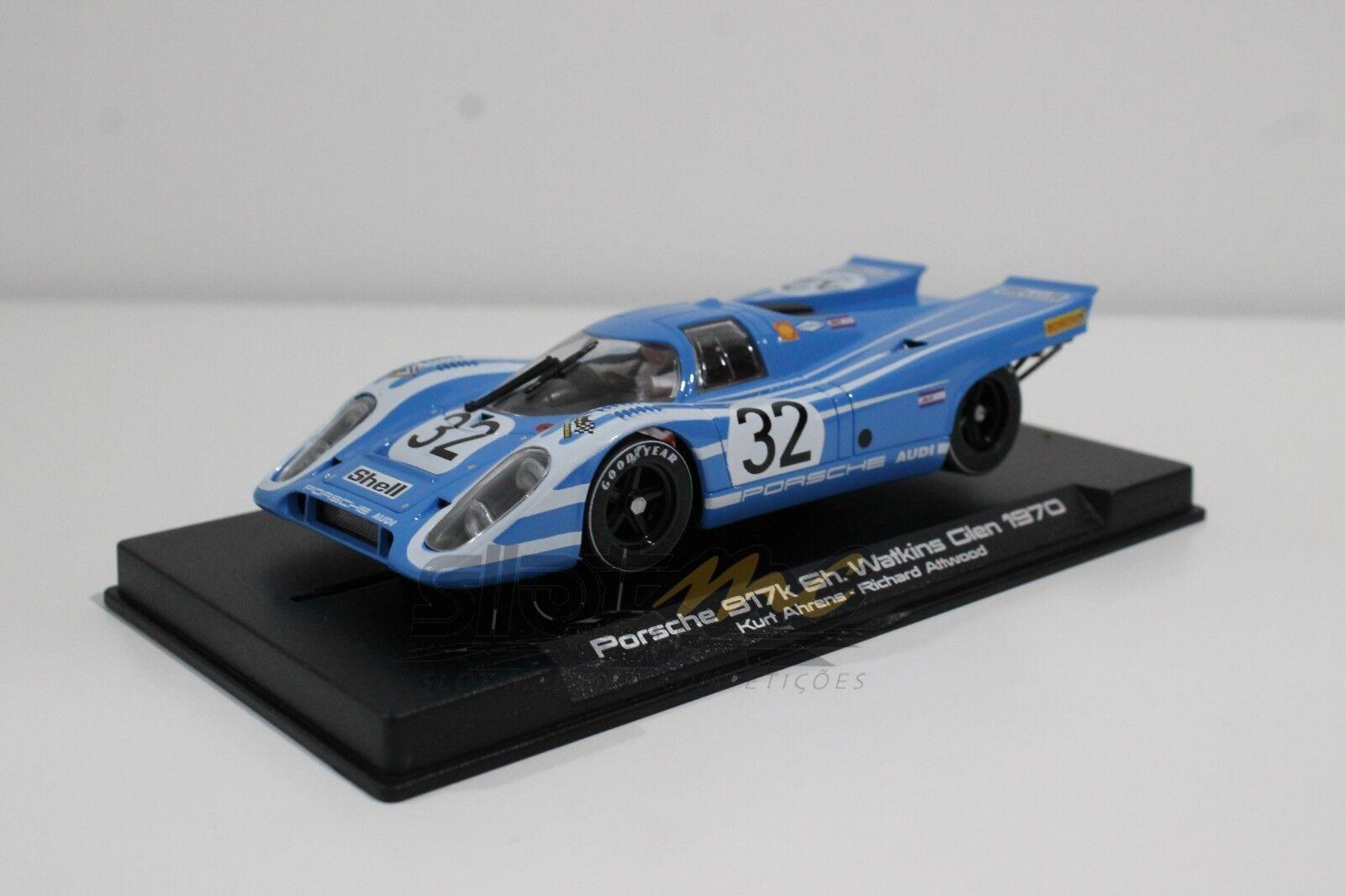 SLOTWINGS W005-02 Porsche 917K 6h. Watkins Glen 1970 1 32  NEW