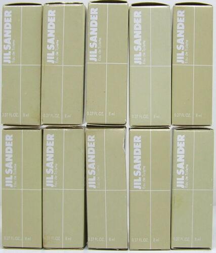 Jil Sander Woman 80 ml Eau de Toilette ( 10 x 8 ml ) Miniaturen  ZjtvP XZuoO
