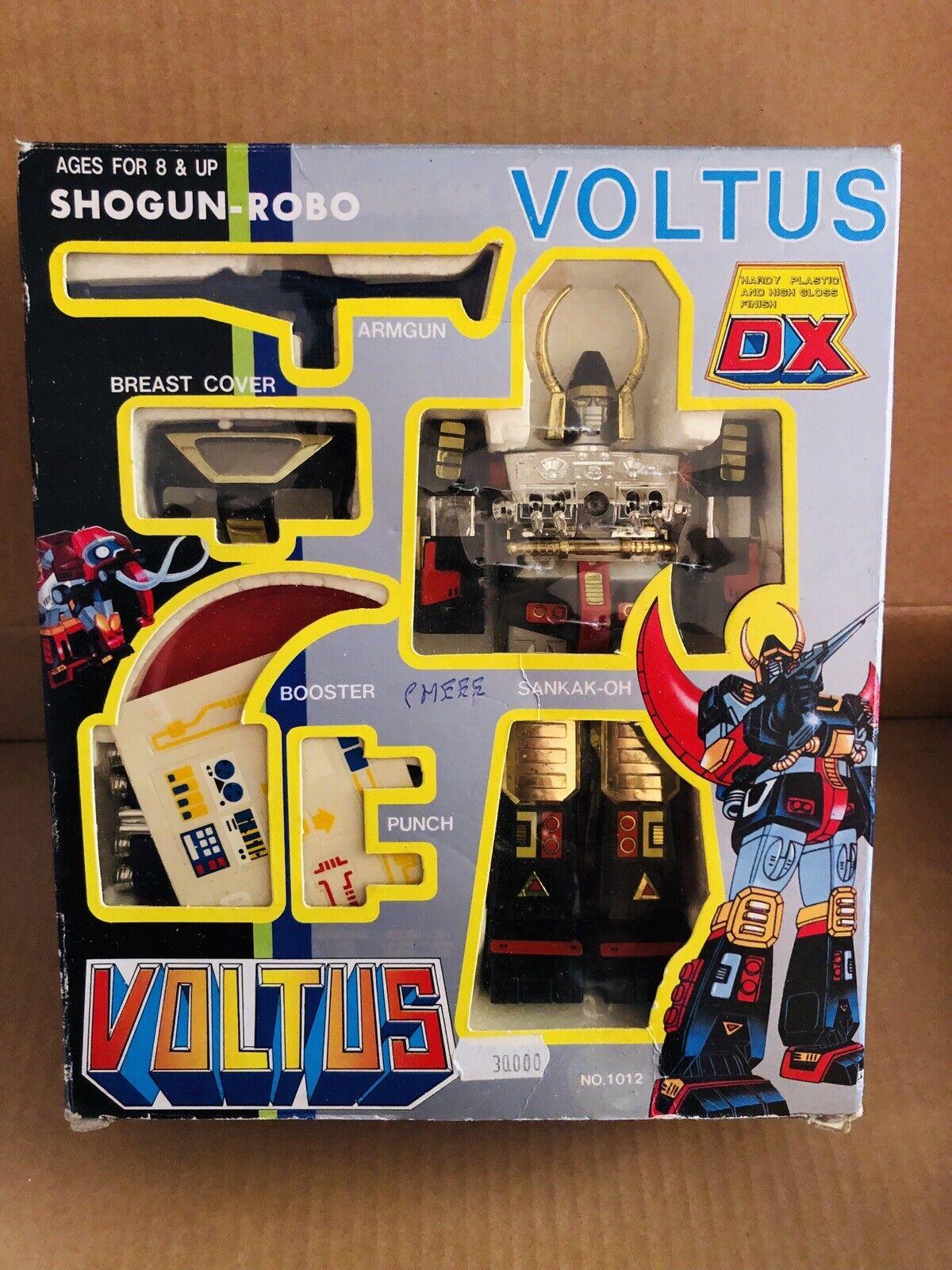 Voltus Shogun Robo Robot Vintage Perfect