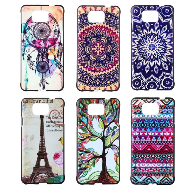 Cell Phone Hard Back Skin Case Cover For Samsung Galaxy Alpha G850 Alfa Hottest