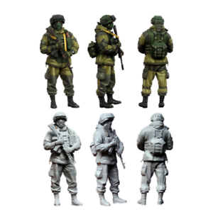 1 35 tuskmodel scale top resin model figures ww2 kit modern russian