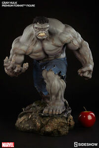 1-4-Scale-Premium-Format-Gray-Hulk-by-Sideshow-Collectibles