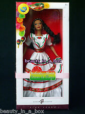 Cinco de Mayo Festivals of the World Barbie Doll Dolls Mexican Hispanic Latino