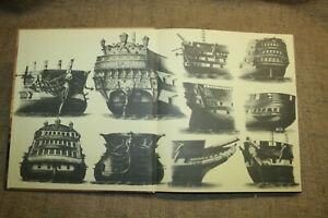 Buch-historische-Kriegsschiffe-Segelschiffe-Bewaffnung-Matrosen-Entwicklung
