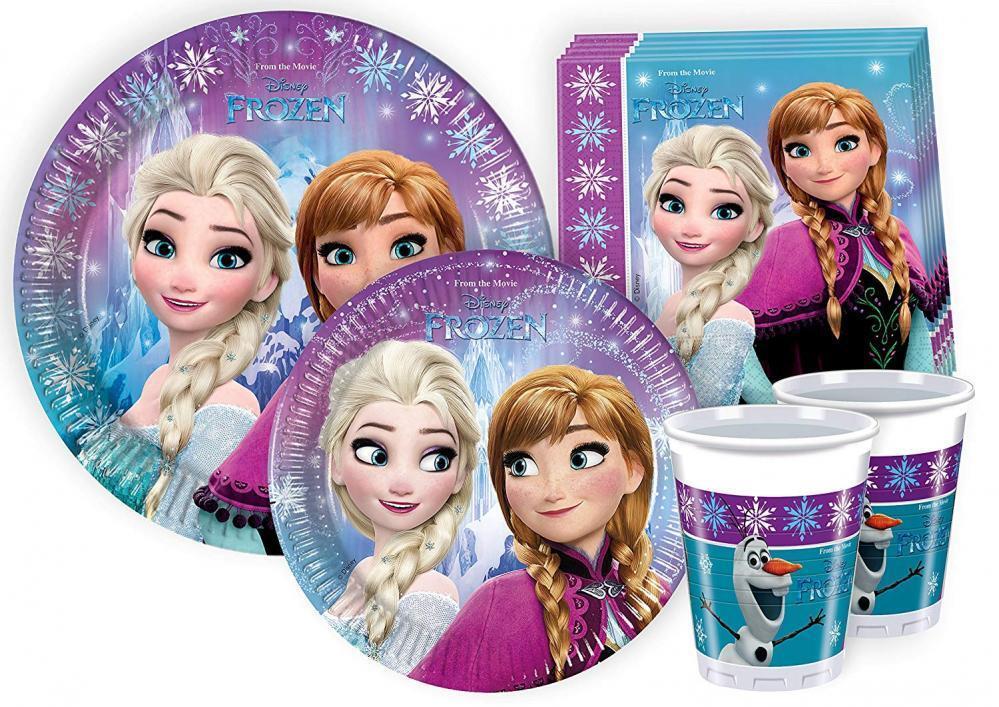 Kit Party Frozen - Festa di di di compleanno a tema Frozen 786467