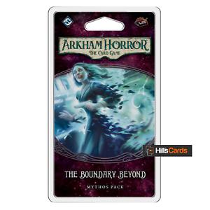 The Boundary Beyond Mythos Pack Expansion - Arkham Horror Card Game LCG AHC21