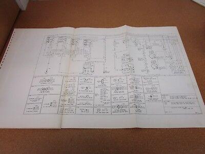 ORIGINAL 1975 Ford LTD Custom wiring diagram SHEET ...