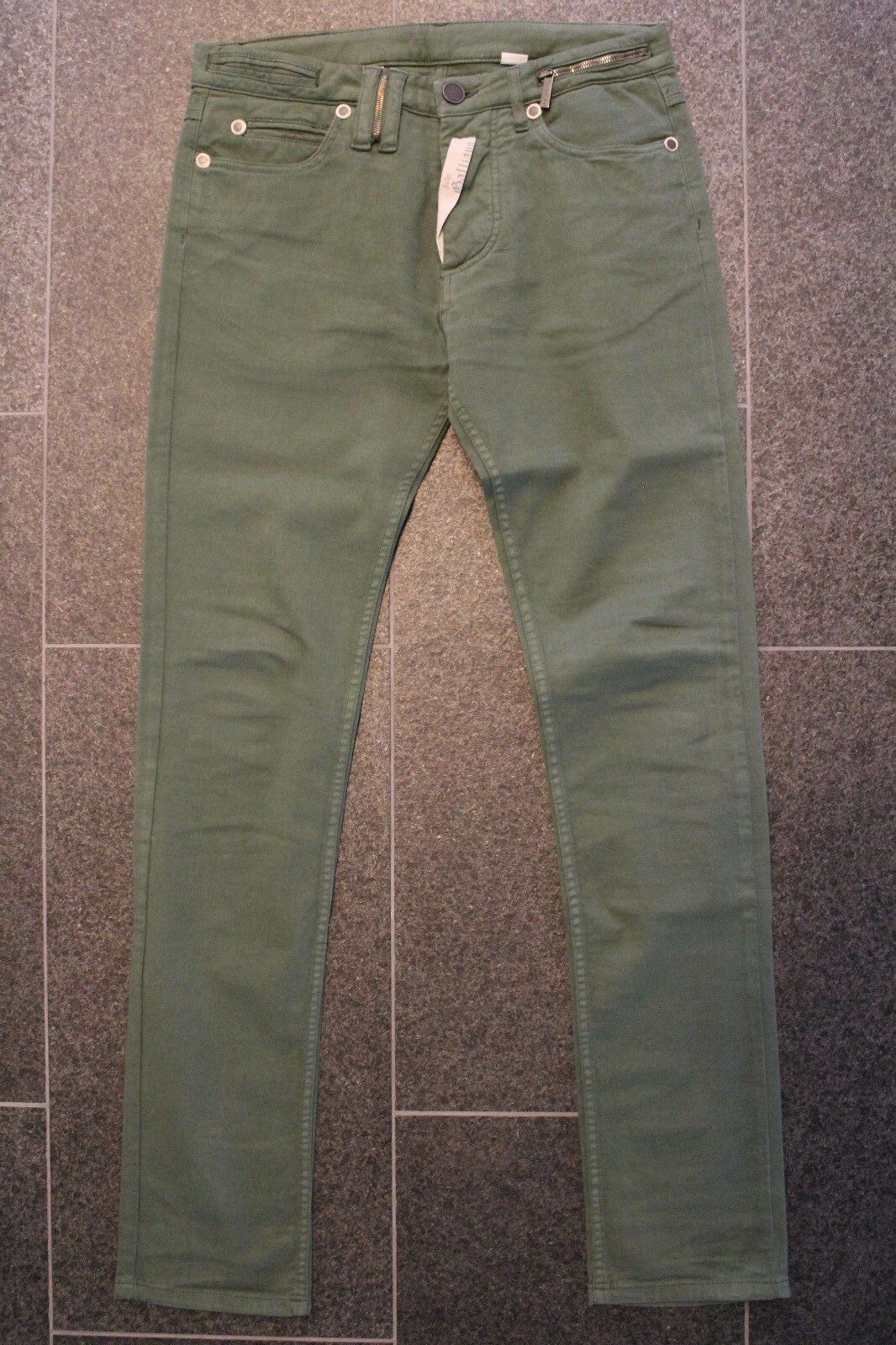JOHN GALLIANO ARMY HOSE 46 PANTS TROUSERS MILITARIA JEANS MILITARY ARMEE