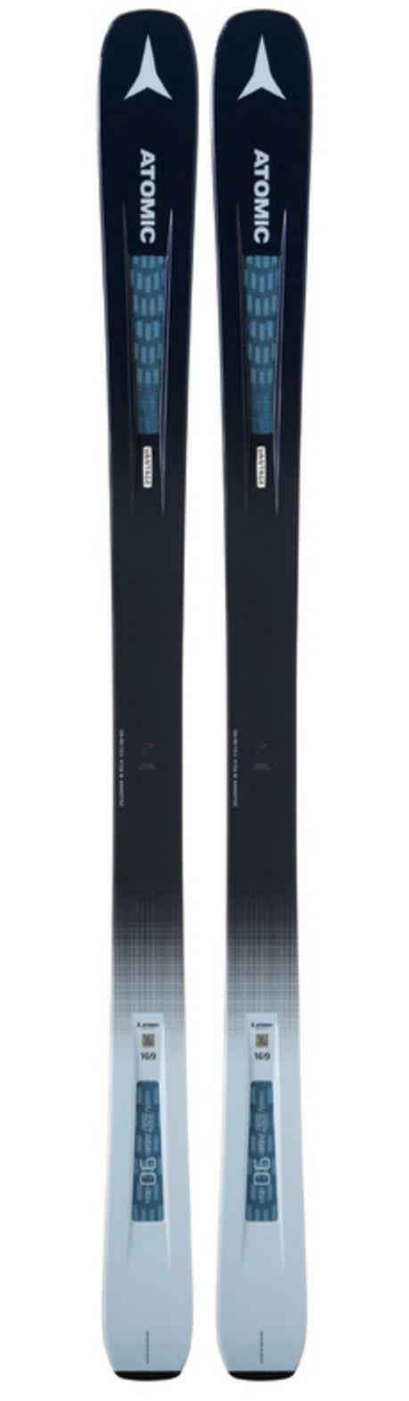 2019 ladies Atomic Vantage 90 Ti W ladies 2019 snow skis 169cm (BINDING options avail) NEW 4dbcb2