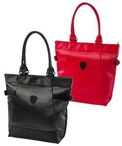 7f6a1722826f Image is loading New-PUMA-Ferrari-LS-Shopper-Bag-Lifestyle-Collection-