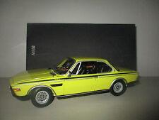 BMW CSI/CSL MINICHAMPS 80430137980  SCALA 1:18