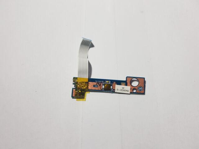 """HP ProBook 4525S 15.6/"""" Genuine Power Button Board w// Cable"""
